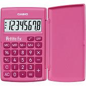 Calculatrice dédiée primaire casio petite fx rose