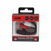 Apm Adaptateur jack 3.5mm / 2 rca stéréo femelle/male 419008
