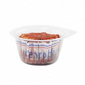 Enrobé tomate  80g  - lait pasteurisé