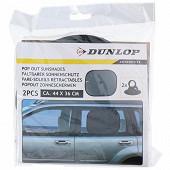 Dunlop lot de 2 pare-soleils