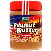 Beurre de cacahuètes avec morceaux 350 g