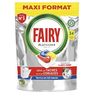 Fairy Fairy platinum citron 34d
