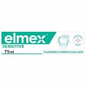 Elmex dentifrice sensitive 75ml