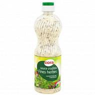 Cora sauce crudités fines herbes 500ml