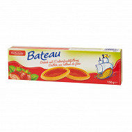Barquette fraise etui carton 150g