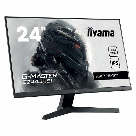 """Iiyama Ecran gaming 23.8"""" G2440HSU-B1"""