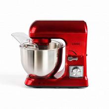 Livoo robot pâtissier rouge DOP190R