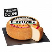 Etorki réserve au lait de brebis pasteurisé 33% mg/poids total