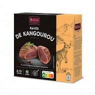 Damien De Jong pavé de kangourou 250g