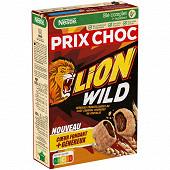 Nestlé céréales lion wild 810g