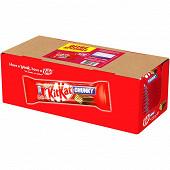 Kit kat chunky lait 4*40g X20