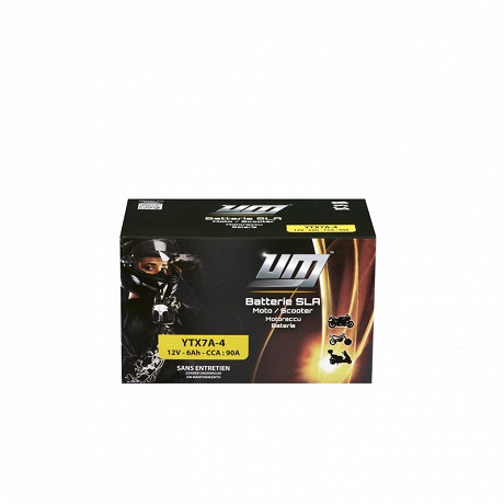 UM batterie moto YTX7A-4