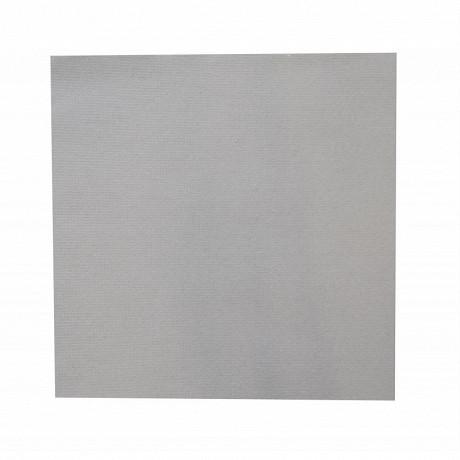 Serviettes x50 lounge gris 40x40cm