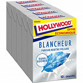 Hollywood blancheur menthe polaire 70g oe