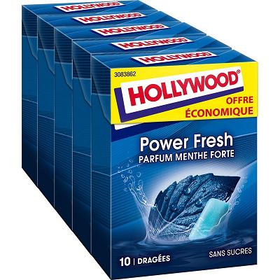 Hollywood Hollywood powerfresh 70g oe