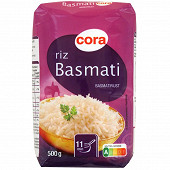 Cora riz basmati 500g