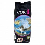 Cafés Coïc Matin breton café moulu 250g