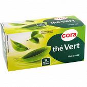 Cora thé vert 25 sachets soit 45g