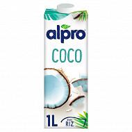 Alpro boisson à base de noix de coco avec du riz 1l