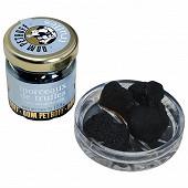 Morceaux de truffes noires bocal 12.5g
