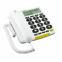 Doro Téléphone filaire grosses touches PHONEEASY 312CS