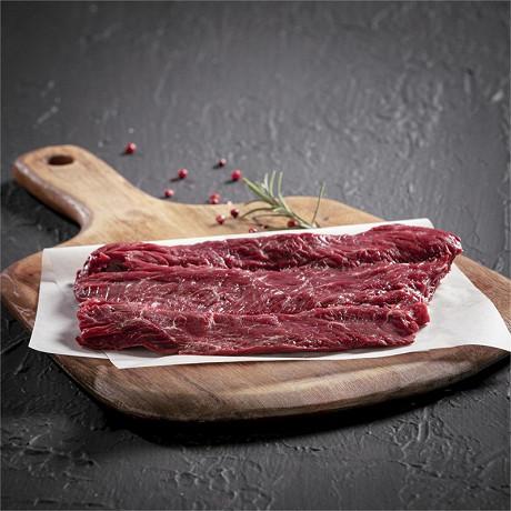 Onglet*** à griller viande bovine Label Rouge race Limousine, x1 150g