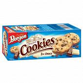Cookies triple choco 135 g