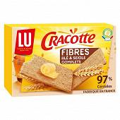 Lu cracotte matin fibres céréales complètes 250g
