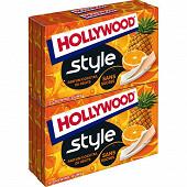 Hollywood style cocktail de fruits 4 x14 tablettes sans sucres 92g