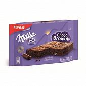 Milka brownie chocolat à partager 220g