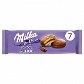 Milka choc & choc x6 175g