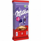 Milka petit lu 3 x 87g