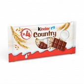 Kinder country étui de 4 pièces 94g