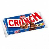 Crunch tablette de chocolat au lait et céréales croustillantes 2x100g