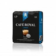 Café Royal dosettes souples lungo type senséo x36 250g