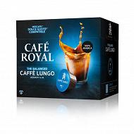 Café Royal compatible nescafé dolce gusto lungo x16 102.4 g