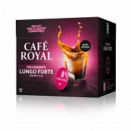 Cafe Royal capsules lungo type dolce gusto x16 104 g