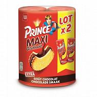 Lu prince maxi chocolat 2x250g