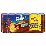 Prince x6 (5 choco + 1 vanille) 1.800kg