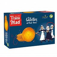 Traou Mad coffret carton 36 galettes de Pont-Aven 300g