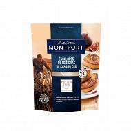 Maison Montfort foie gras de canard cru en escalope 450g