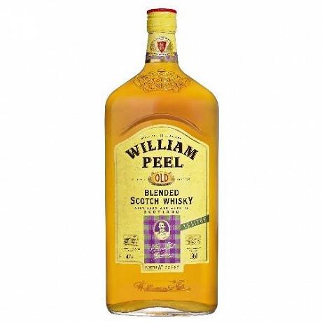 William Peel Finest Scotch 40% vol 1.5l