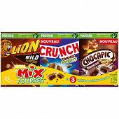 Nestlé mix fourrés 2x3 variétés 210g (6x35g)