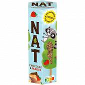 Nat granola céréales chocolat et fraises 270g