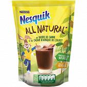 Nesquik All Natural boisson cacaotée au sucre de canne 400g