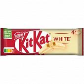 KitKat White barres au chocolat blanc 4x41,5g