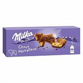 Milka choco moo'elleux x5 140g