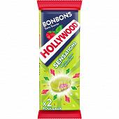 Hollywood sensation sans sucre citron vert fraise 52g