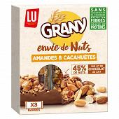 Grany envie de nuts cacahuète 120g