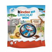 Kinder chocolat mini t20 sachet de 20 pièces
